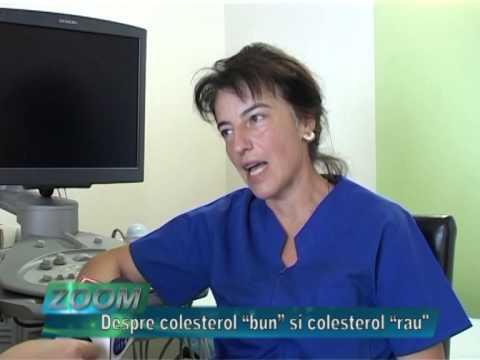 (P) Rubrica medicală – Policlinica Medis – Colesterolul