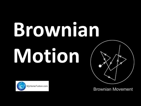 Brownian Motion | Structure of Atom