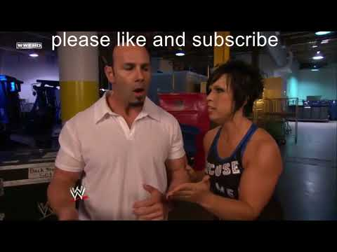 WWE SmackDown 02-25-11 - Vickie Guerrero Backstage Segment