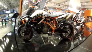 10. KTM 990 Supermoto R 2013