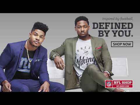 Video: NFL Swag with NFL Stars | Sterling Shepard & Stefon Diggs | NFL Men's Lifestyle
