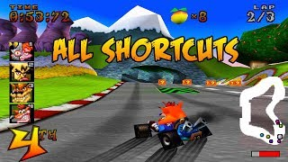 Video Semua Jalan Pintas di Game Crash Team Racing PS1 MP3, 3GP, MP4, WEBM, AVI, FLV Maret 2019