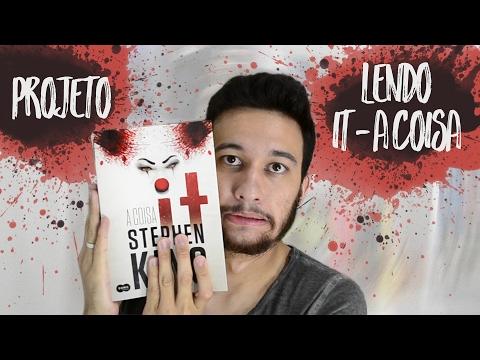 PROJETO LENDO IT - A COISA [APRESENTAÇÃO] | André Jorge Jr