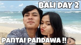 "Video #BVLOG 8 - BALI DAY 2 ""Pantai Pandawa"" MP3, 3GP, MP4, WEBM, AVI, FLV Juni 2019"