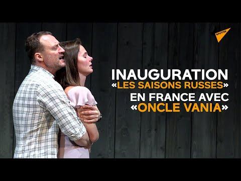 Stéphane Braunschweig inaugure «Les Saisons russes» en France avec «Oncle Vania», qu'il«adore» !