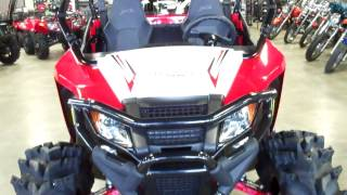 5. 2015 ARCTIC CAT WILDCAT TRAIL LIMITED LIFTED - JONESBORO CYCLE AND ATV - JONESBORO AR