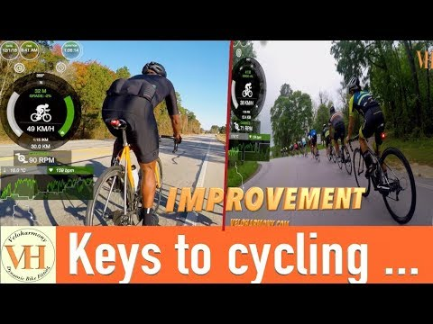 Keys to cycling improvement