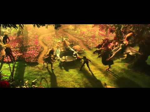 The play and Neverland scene - Finding Neverland in 720p HD