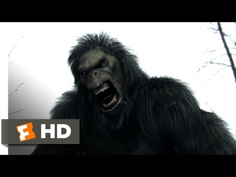 Bigfoot (2012) - Only He Can Prevent Wildfires Scene (1/10) | Movieclips