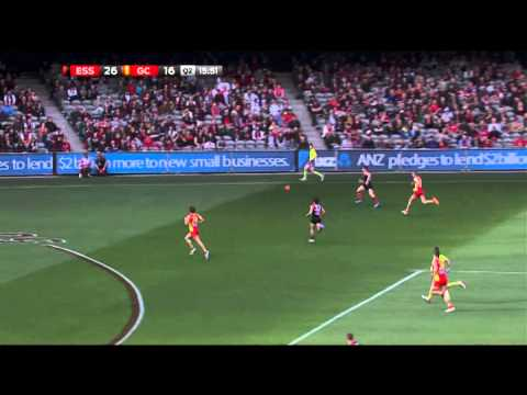 Australian rules accidental brilliance from Dempsey