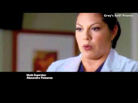 Grey's Anatomy 8.07 Preview