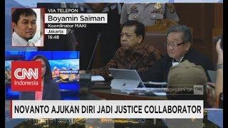 Download Video Boyamin: Permintaan Setya Novanto Jadi Justice Collaborator Bisa Menjadi Siasat MP3 3GP MP4
