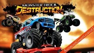 Monster Truck Destruction videosu