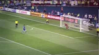 Andrea Pirlo gegen die englische Nationalmannschaft