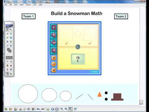 Shape Tools 2 Part 2 – Coloring Shapes in MimioStudio Education Software