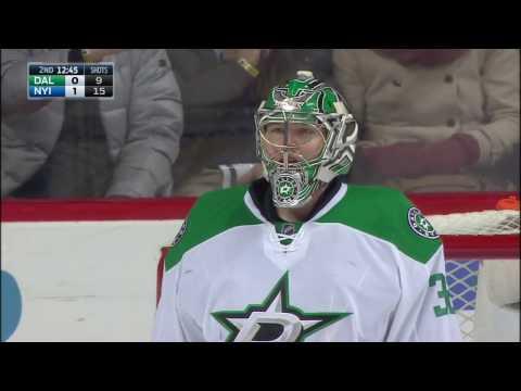 Video: Lehtonen with an absolutely larcenous save on a breakaway