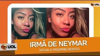 """Irmão de Neymar tatuou o próprio rosto; Sandy causou alvoroço na internet ao aparecer falando muito palavrão na estreia da nova temporada do """"Tá no Ar""""; Estreou o """"BBB"""" e já tem treta e pegação; Felipe Titto foi internado com problemas no coração; Mendigata deixa o """"Pânico"""". Estas e outras notícias estão no Quem Deu o Que Falar na semana"""