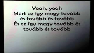 Taio Cruz - Dynamite magyar dalszöveggel