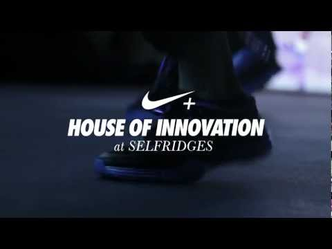 Nike House of Innovaton   SELFRIDGES London