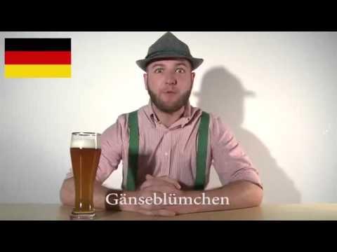 L'Allemand comparé à d'autres langues