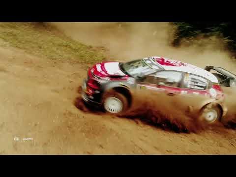 2017 Rally Australia - Best of Friday