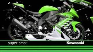 6. 2010 Kawasaki Ninja ZX-10R Info