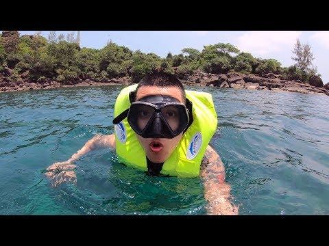 NTN - 4K Đi Du Lịch Một Mình Giữa Biển Đông ( Go travel alone ) (видео)