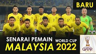Video ✯BARU✯ *Squad Piala Dunia 2022* MALAYSIA National Team 2019 MP3, 3GP, MP4, WEBM, AVI, FLV September 2019