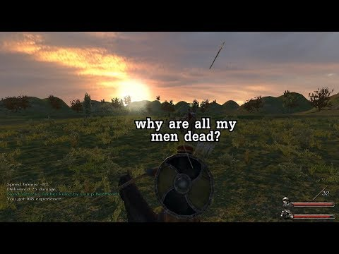 Random Mount & Blade Warband Bullshittery