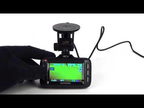 Обзор комбо-устройства ACV GX9000