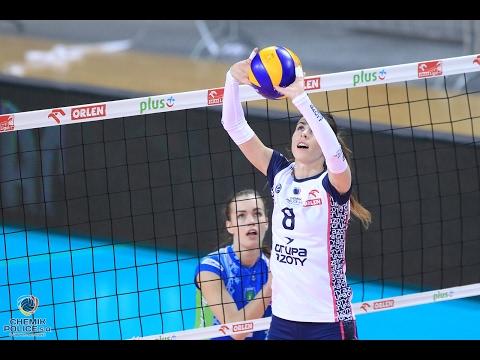 Izabela Bełcik: Dwa różne mecze