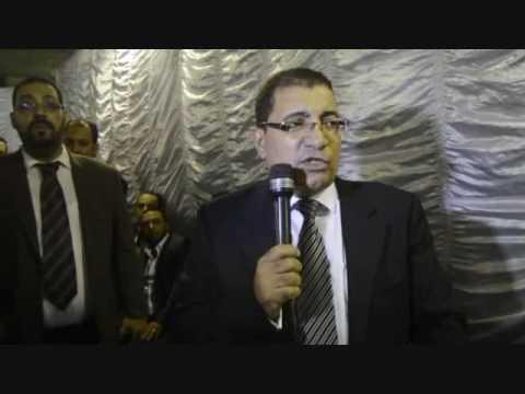 بالفيديو..بسيوني : النقيب العام لم يدخر جهدا بتدشين مقر نقابة حلوان