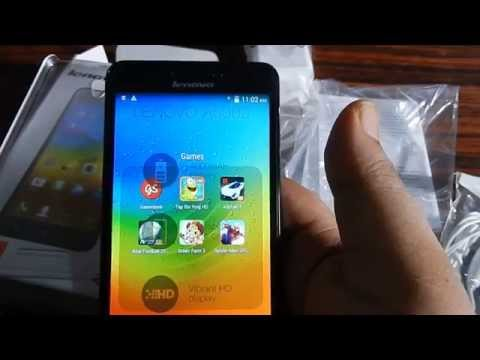 Kratek test GSM telefona Lenovo A5000