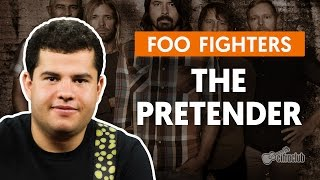 The Pretender - Foo Fighters (aula de guitarra)