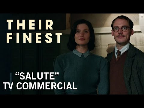 Their Finest (TV Spot 'Salute')