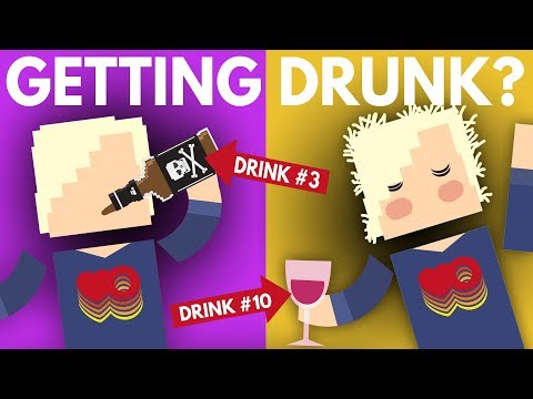 What Actually Happens When You Get Drunk? Ft. Hannah Hart