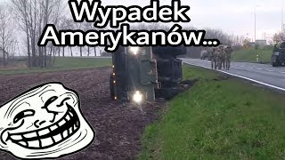 Wypadek wojska – Lubiń 2.12.2017