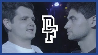 CRUGER VS FRESCO | Don't Flop Rap Battle