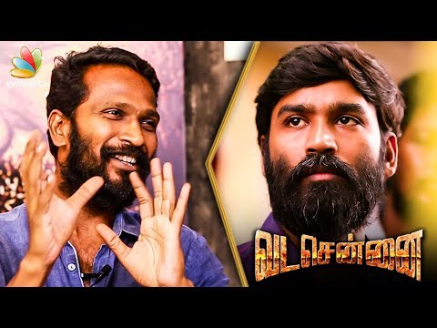 Dhanush Fan's Are Creators of Vada Chennai Look | Vetri Maaran Interview | Aishwarya Rajesh, Andrea
