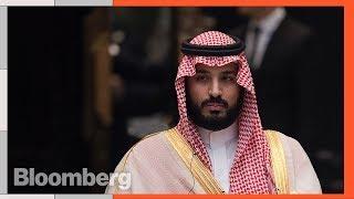 The Millennial Prince Running Saudi Arabia