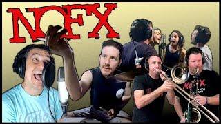 NOFX - Stickin' in My Eye (Ska-Punk Cover) - Mates Series
