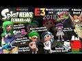 SplatNews #46 Octo Afro Boy | Pre E3 2018 | Nuevo Modo de Juego, Sanrio y Mas!