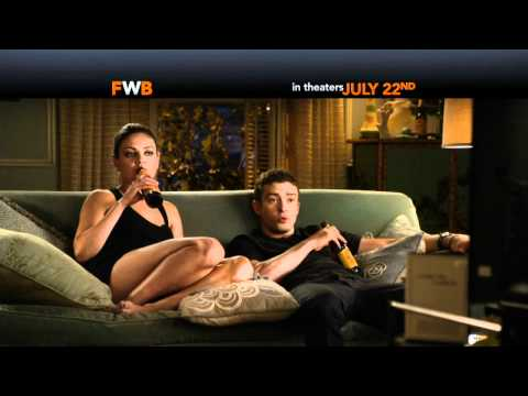 FRIENDS WITH BENEFITS - Summer's Anti-Romantic Comedy 7/22!