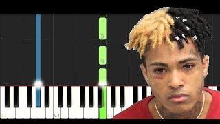 Video XXXTentacion - Changes (Piano Tutorial) download in MP3, 3GP, MP4, WEBM, AVI, FLV January 2017