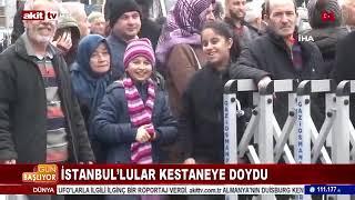 Gaziosmanpaşa'da Kestane Festivali Coşkusu - Akit Tv