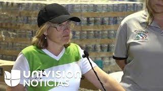"""""""Nos están matando"""", dice la alcaldesa de San Juan al gobierno de Trump"""