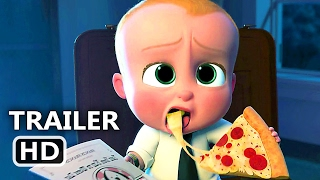 Video THE BOSS BABY Official Movie Clip Trailer (2017) Animation Movie HD MP3, 3GP, MP4, WEBM, AVI, FLV April 2017