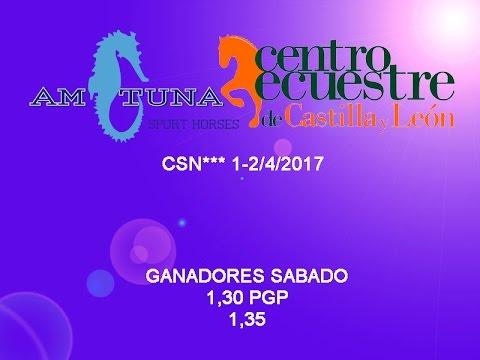 CSN3* Segovia 01/04/2017