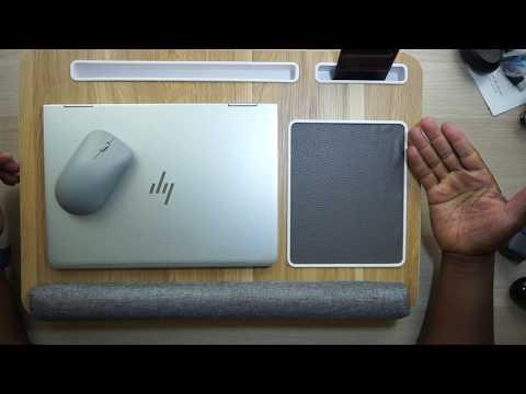 HUANUO Laptop Lap Desk Review