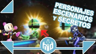 Video ¡TODO SOBRE Super Smash Bros Ultimate Nintendo Switch! | N Deluxe MP3, 3GP, MP4, WEBM, AVI, FLV Juni 2018